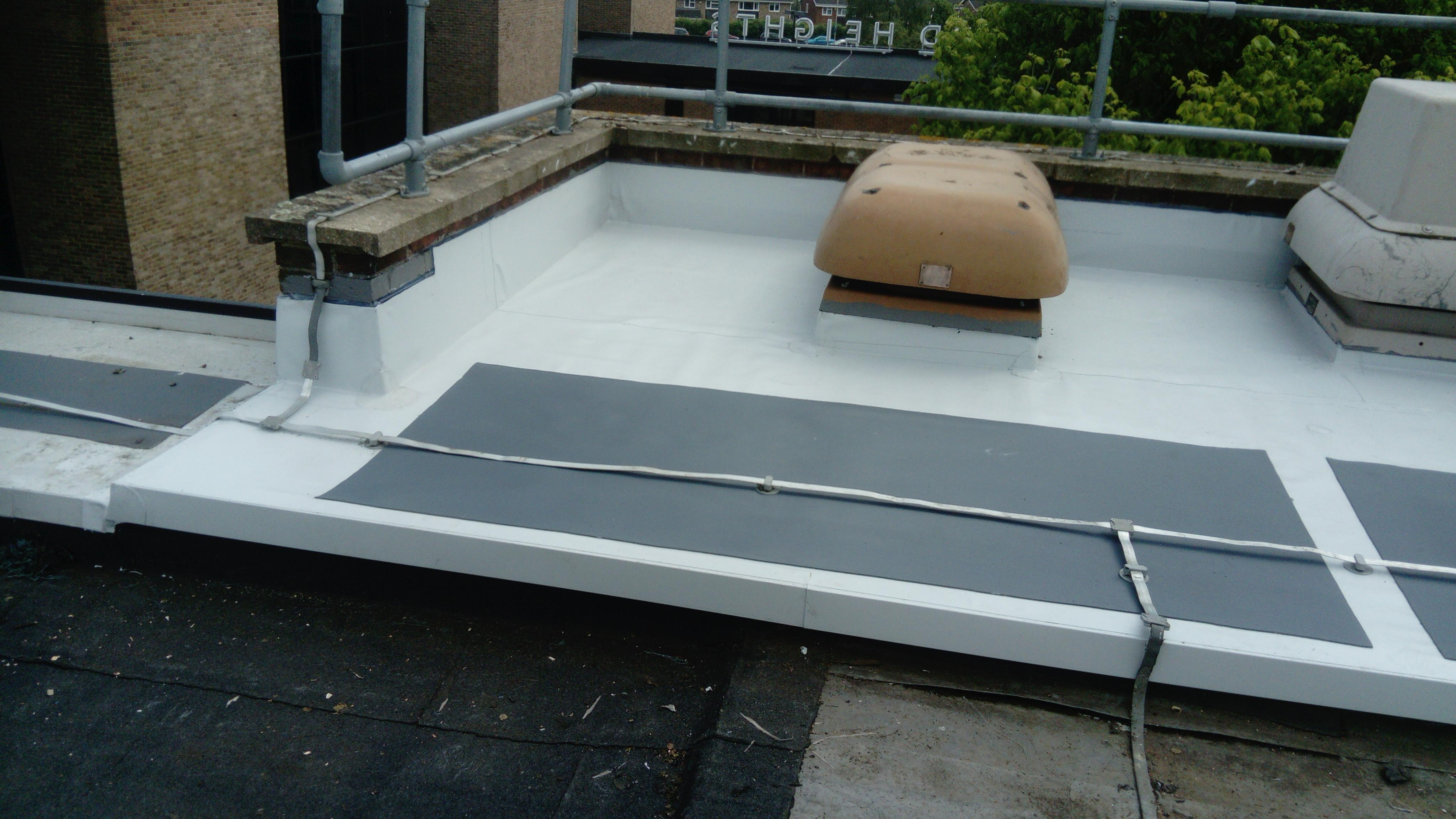 Single-Ply PVC Membrane Roofing