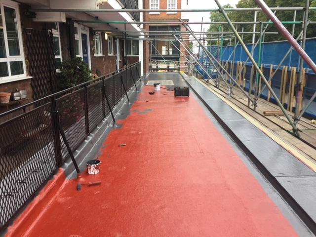 Liquid Membrane Systems for flat roofs